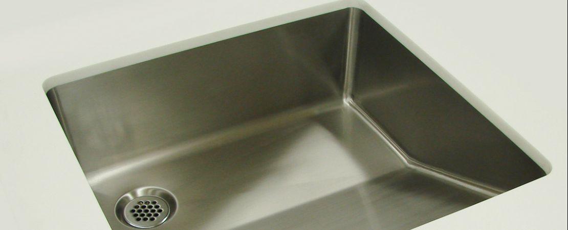 lavabo inox da incasso in solid surface