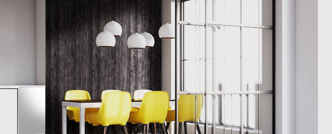 Pannelli decorativi wl carbonized wood antigrav