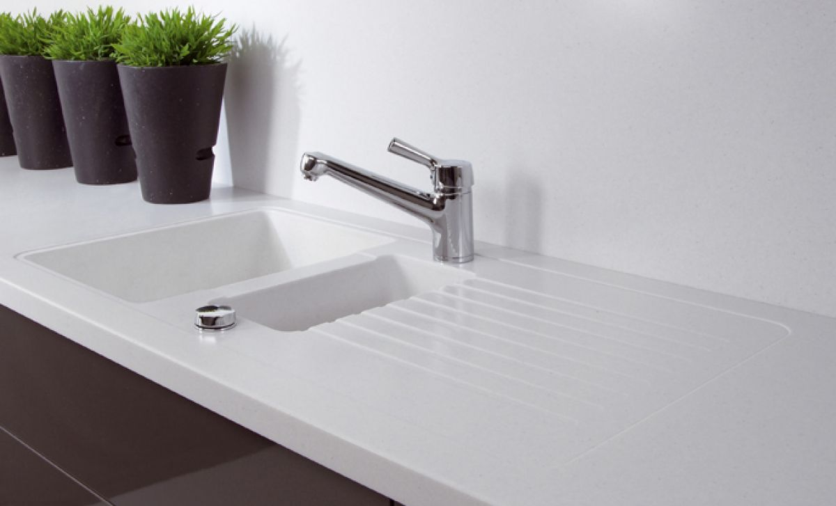 Lavabi per cucine Getacore® - Applicazioni - Sadun