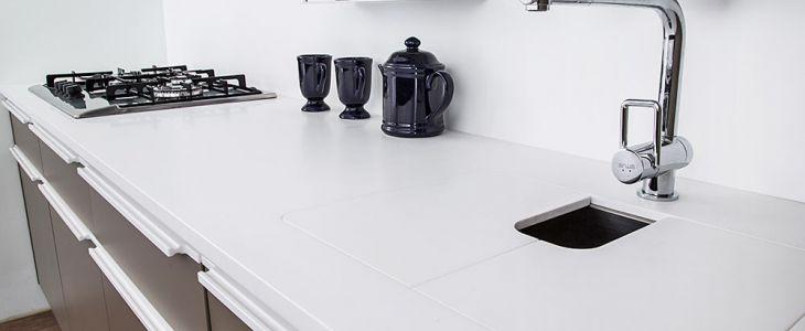 Piani per cucina - Solid Surface Hanex ®