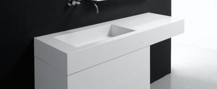 Lavabi di bagni - Rivestimenti ante Parapan ®