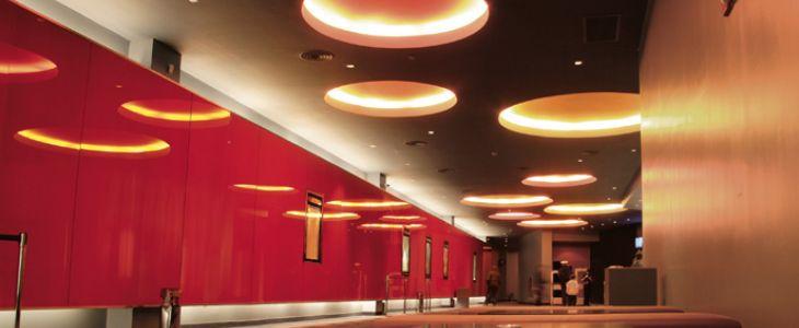 Hall di alberghi e reception