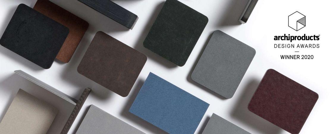 materiale ecosostenibile Paperstone di nuova generazione
