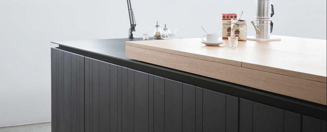 top cucina design sostenibile Paperstone