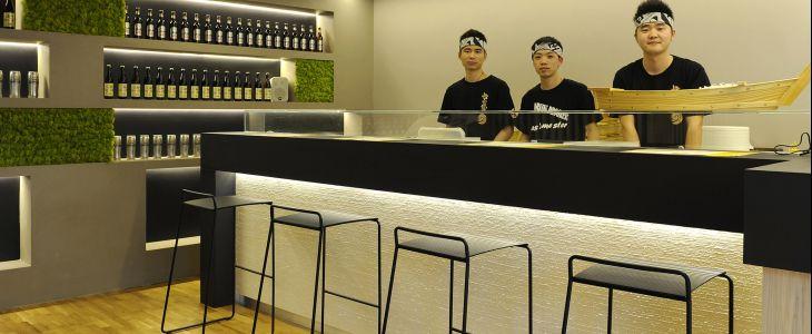 Banconi ristoranti e bar