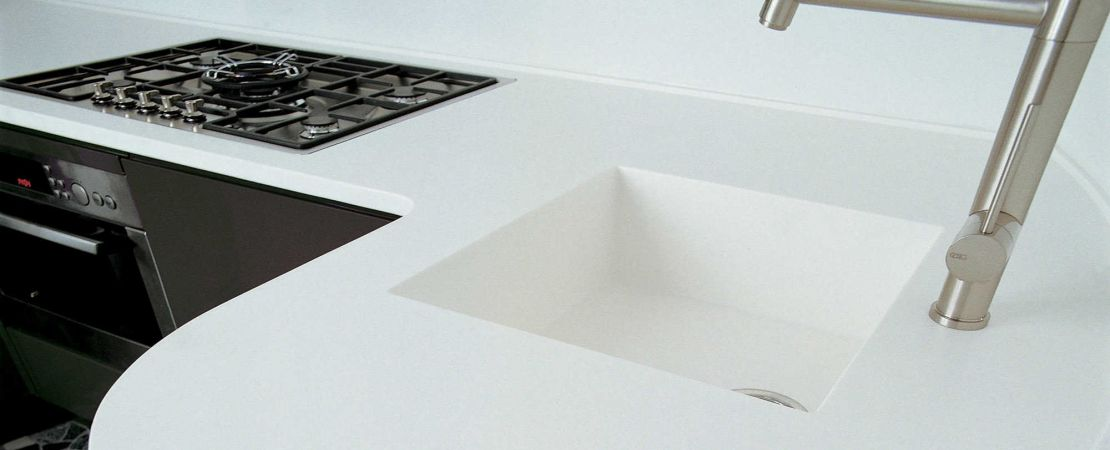 Lavelli e lavabi solid surface