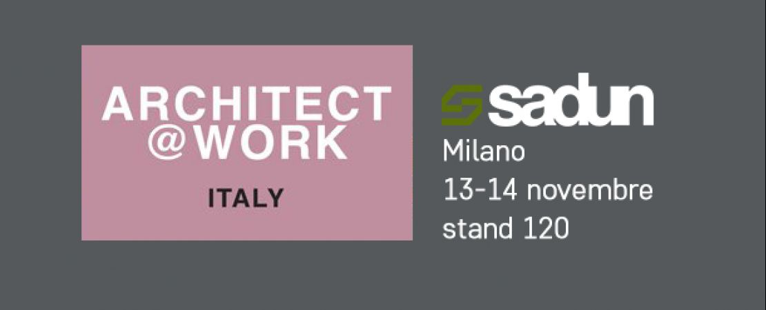 Architect@Work 2019 - Milano