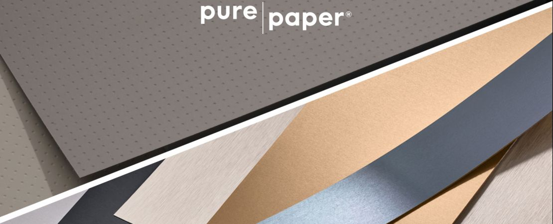 PurePaper: laminati decorativi firmati Patrick Norguet