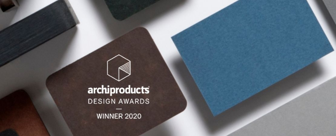 WINNER Archiproducts Design Awards 2020 !