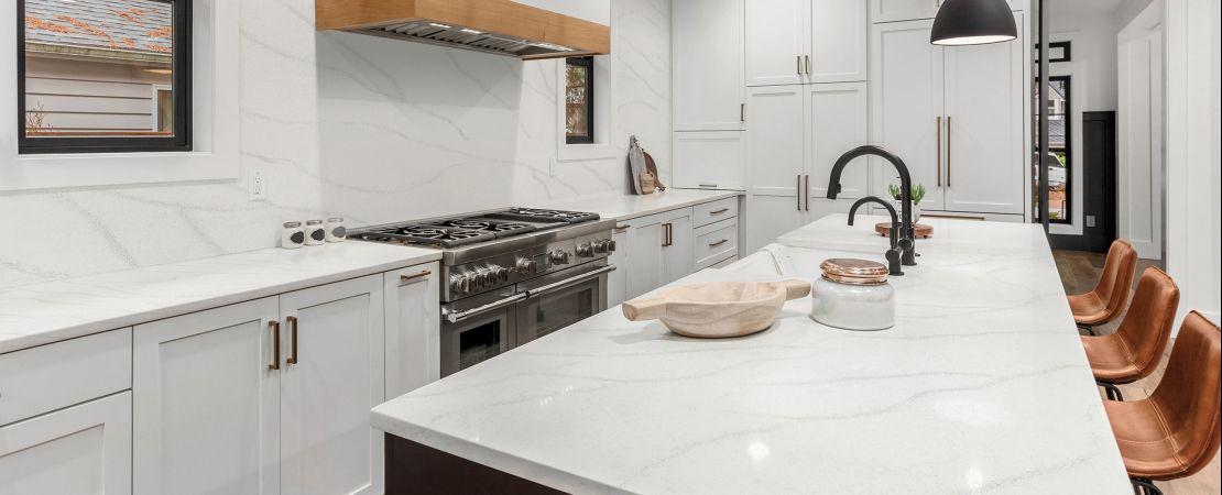 Venato- cucina-solidsurface