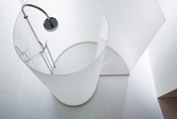 Pareti Doccia Colorate: Vasche con doccia moderne migliori idee per la progettazione di casa.