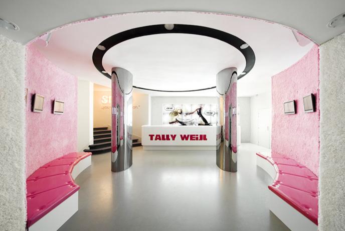 pannelli decorativi per capoletto : pannelli decorativi per Allestimento Interni di negozi - Deco Line